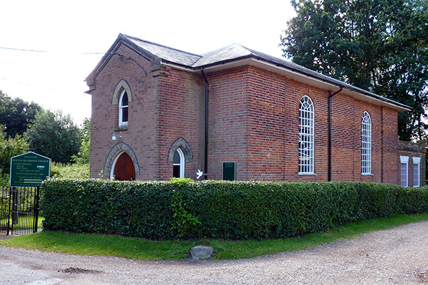 Boxted Methodist Church