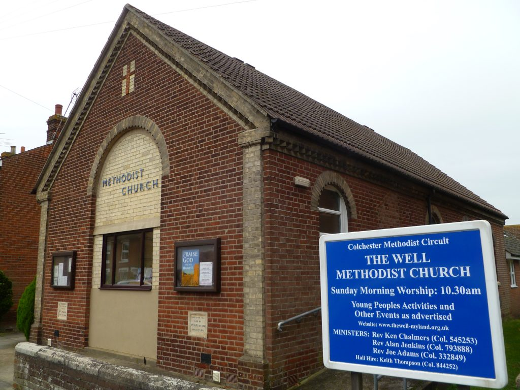 The Well Methodist Church