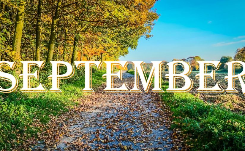 Worship & Notices for September 2021