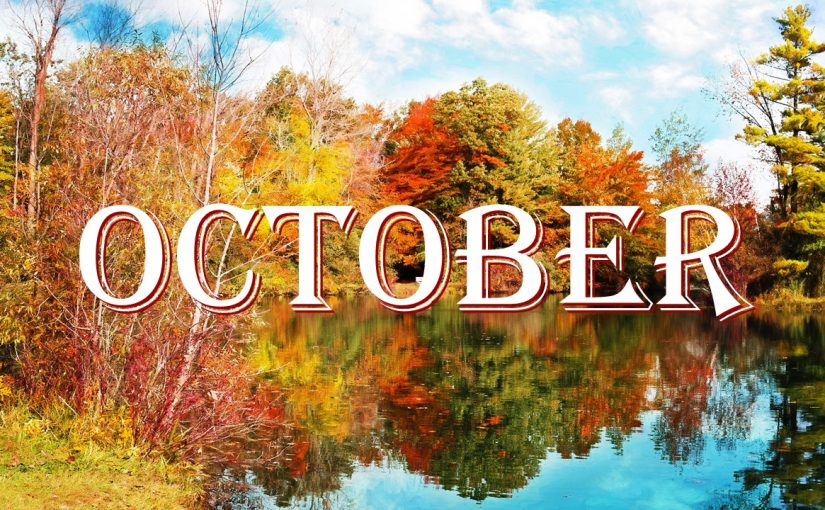 Worship & Notices for October 2021